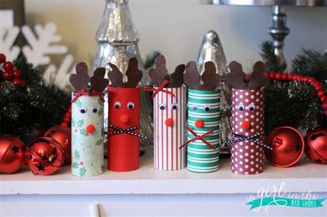 christmas craft ideas toilet rolls art craft gift ideas