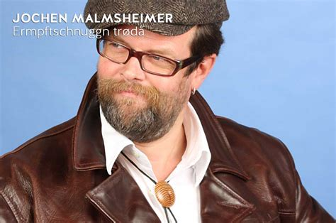 Jochen Malmsheimer  Ermpftschnuggn TrØdÅ