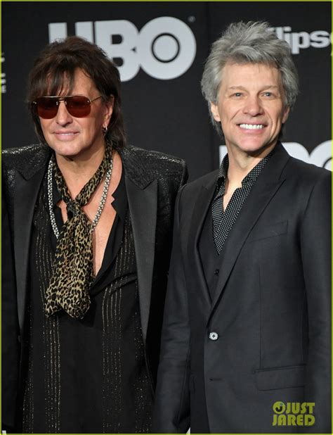 Bon Jovi Gets Inducted Into Rock Roll Hall Fame