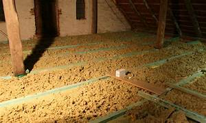 Oberste Geschossdecke Dämmen Holzbalkendecke : dachboden d mmen begehbar dachbodend mmung bassum d ~ Lizthompson.info Haus und Dekorationen