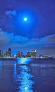 Moonlight Blues San Diego California