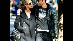 Jennifer Aniston Justin Theroux Love Story - YouTube