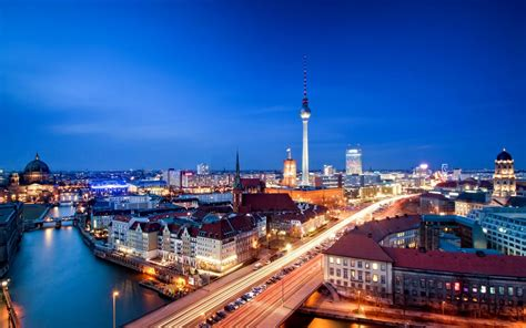 Berlin Capital City Of Germany Wallpapers  1680x1050 502265