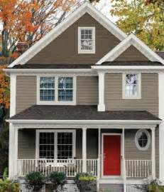 exterior paint colors for houses exles 187 exterior gallery