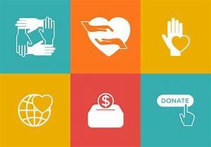 Vector Donation Icon Set - Download Free Vector Art, Stock ...