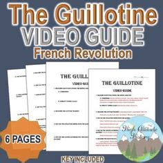 guillotine execution images history guillotine