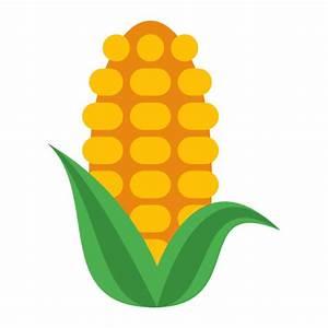 Mais, Essen Symbol Kostenlos von 100 Colored Food & Drink ...