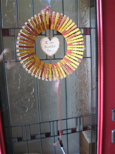 clothespin wreath  interesting tutorials guide patterns