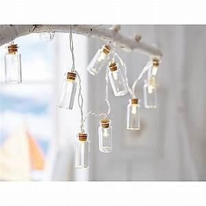 Lichterkette Für Flaschen : led lichterkette mini glasflaschen bestellen ~ Frokenaadalensverden.com Haus und Dekorationen
