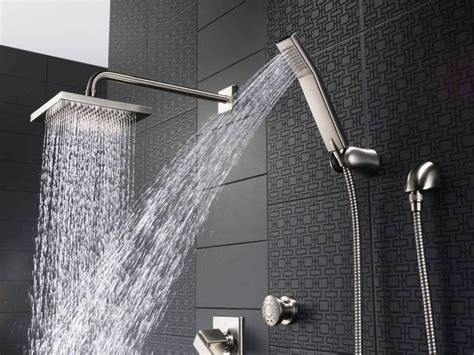 bathroom shower heads custom shower learn all about bathroom fixtures and style