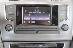 Golf 7 Radio : radio composition colour vw golf 7 sportsvan car ~ Kayakingforconservation.com Haus und Dekorationen