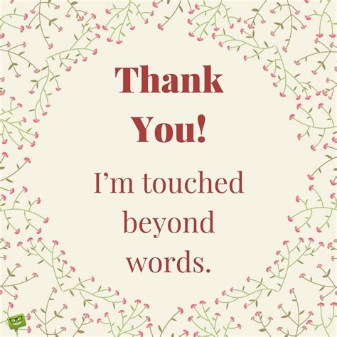 The Good That Has Been Done To You  Thank You Quotes