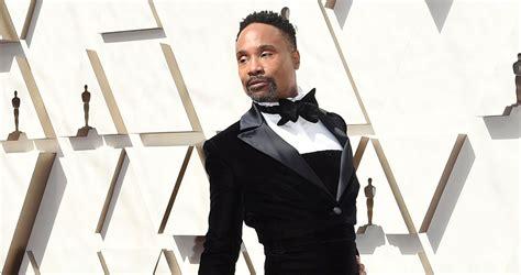 Billy Porter Slays Oscars Red Carpet With Velvet