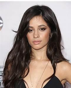 PHOTOS Camila Cabellos AMAs Hair Makeup Glowing
