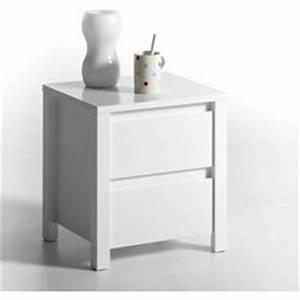 Table De Chevet Blanche Pas Cher : table de chevet pas cher ikea ~ Teatrodelosmanantiales.com Idées de Décoration