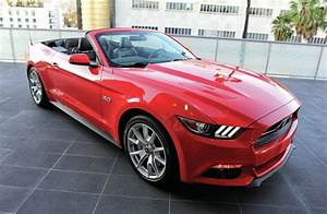 2015 Ford Mustang Convertible Red - Photo 97482761 - New Shelby GT350 Auctioned and 2015 Mustang ...