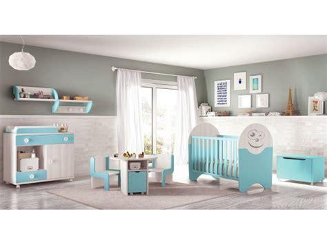 chambre de bebe complete chambre bébé design bicouleur et colorée glicerio