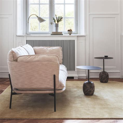 &tradition Lato LN8 Side Table Round   AmbienteDirect