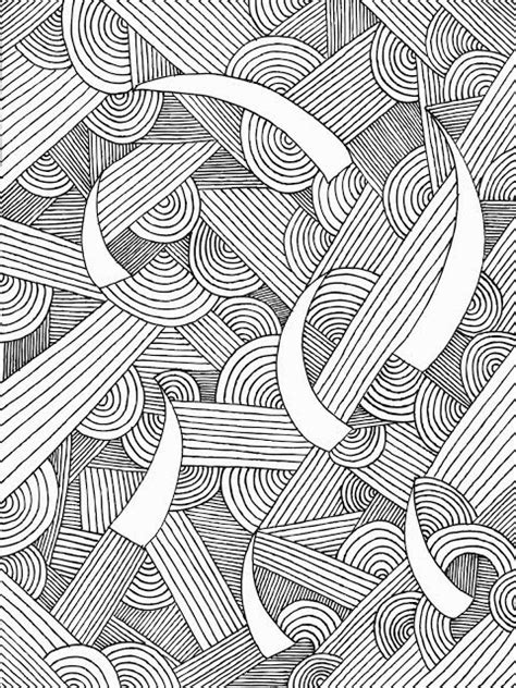 coloring pages abstract coloring pages   printable