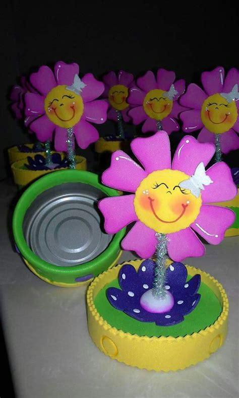 Flores Artesanato Lembrancinhas em eva e Flores artesanato