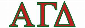 Alpha gamma delta volunteer campaign for community food for Alpha gamma delta letters