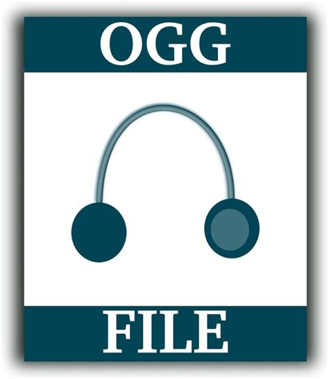 Ogg File Free Vector In Open Office Drawing Svg ( Svg
