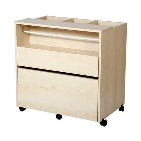 storage cabinet on wheels south shore crea craft storage cabinet on wheels natural