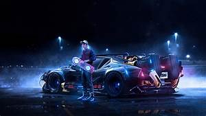 Back To The Future Concept Wallpapers