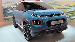 Citroen C Aircross : citro n c aircross concept brings quirkiness to crossovers in geneva ~ Gottalentnigeria.com Avis de Voitures