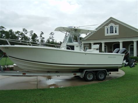Used Regulator Boats For Sale by 26 Ft Regulator For Sale 39k For Sale The Hull