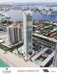 Success   1b Armani Tower In Sunny Isles Pays Off Construction Loan Just Weeks After Opening