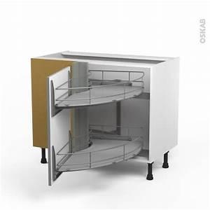 Meuble Evier D Angle : meuble d angle de cuisine meuble cuisine evier plaque ~ Premium-room.com Idées de Décoration