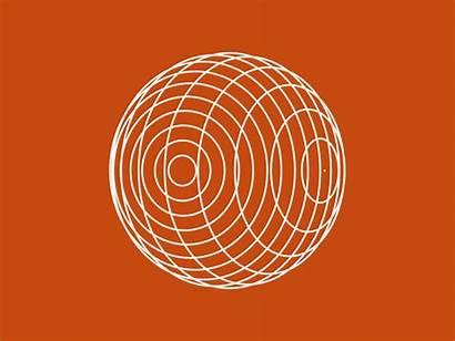 Sphere Rings Dribbble Dave 360g Gifs Geometry
