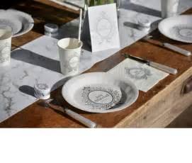 Serviette De Table Blanche : serviette de table just married blanche x20 ref 3968 ~ Teatrodelosmanantiales.com Idées de Décoration