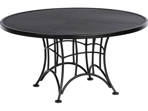 round wrought iron coffee table woodard hamilton wrought iron coffee table 6k0038