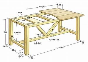 Holzpferd Bauanleitung Bauplan : esstisch selber bauen at tische ~ Yasmunasinghe.com Haus und Dekorationen