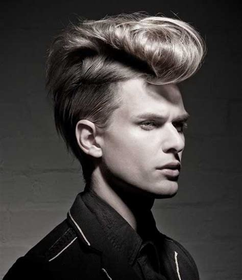 50s Hairstyles For Guys by 10 50s Mens Hairstyles Mens Hairstyles 2018
