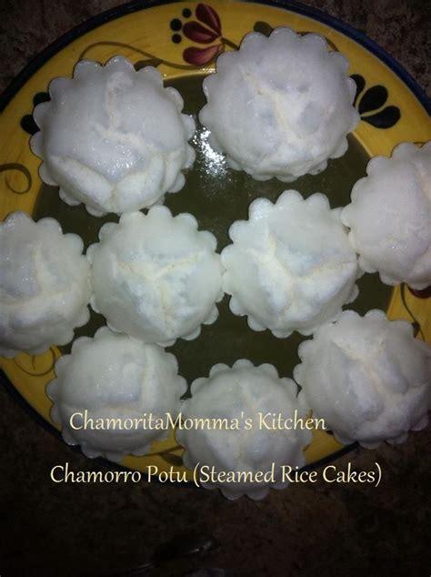 chamorro potu  sweet rice cake guam recipes rice