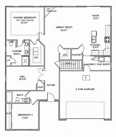 Sheffield Plan Plans Floor Build Homes Customizable