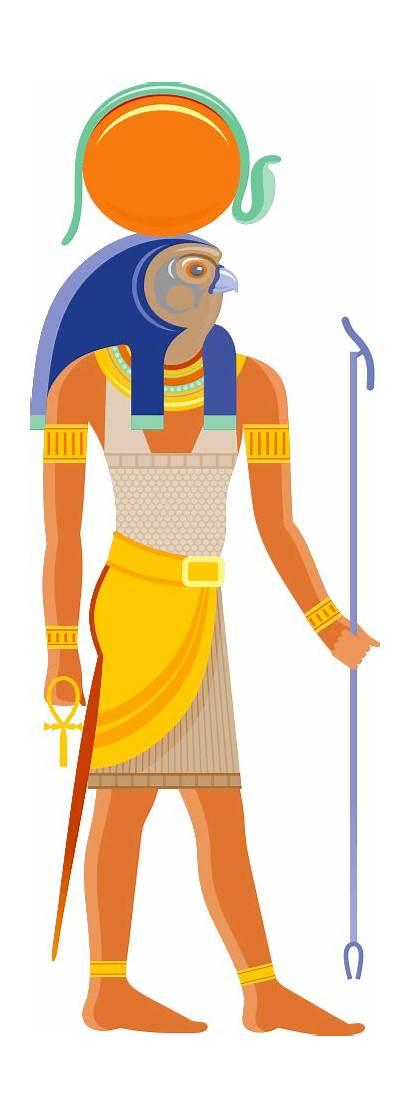 Ra God Egyptian Gods Sun Ancient Symbol