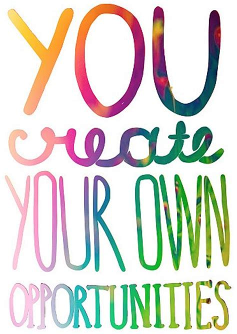 The Desire To Create  Quote Picture