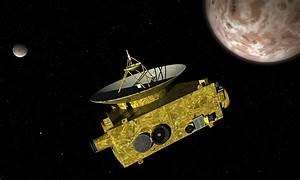 New Horizons: NASA Spacecraft Speeds Past Pluto ...