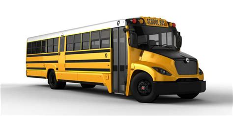 charged evs adomani  sell lion bus electric school