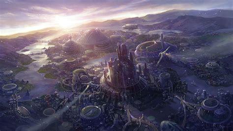 Sci Fi Landscape Wallpaper Hd 78 Images