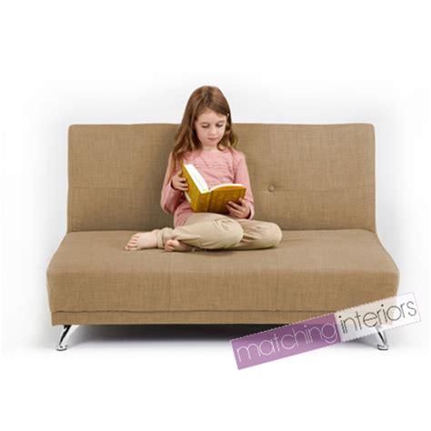 canape enfants canapé lit clic clac lit enfants 2 places canapé