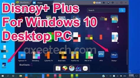 En streaming sur votre navigateur web. Disney+ Plus for Windows 10 PC. [Download for Desktop and ...