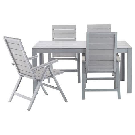 Ikea Falster Tisch by Ikea Falster Tisch 4 Hochlehner Au 223 En R 252 Ckenlehne 5 Fach
