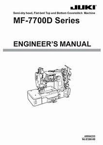 Service Manual Mf
