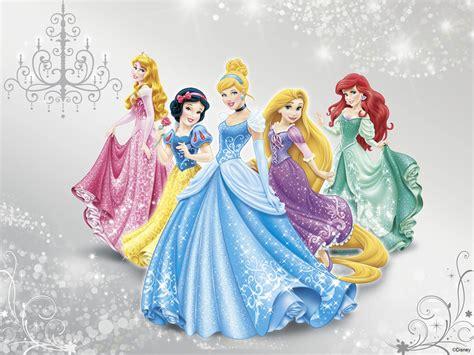 Disney Princess  Wall Mural & Photo Wallpaper Photowall