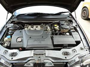 2002 Jaguar X Type Engine 2 0 Petrol  Yb  Breaking